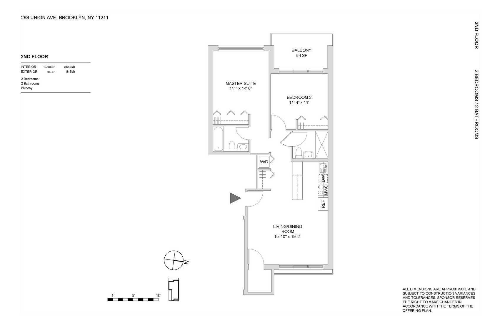 Floor plan example 1 for Floor plan examples