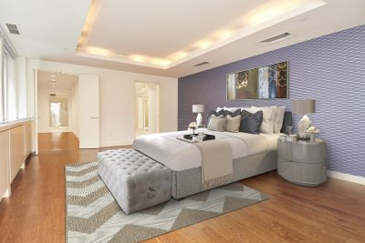 bedroom Real estate photography