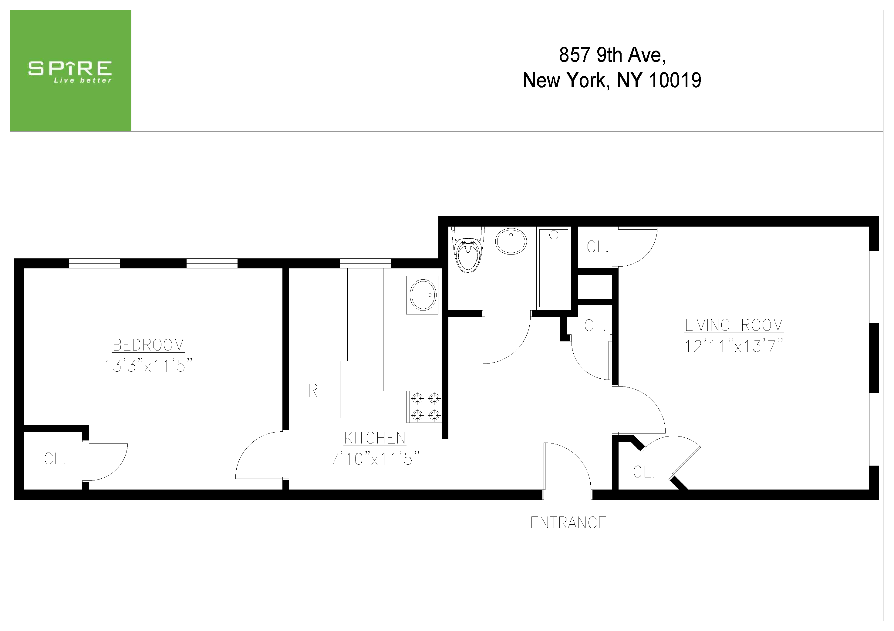 Floor plans Layout